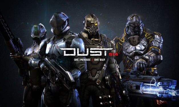 Dust 514 coming May 14th