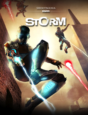 ShootMania Storm open beta begins