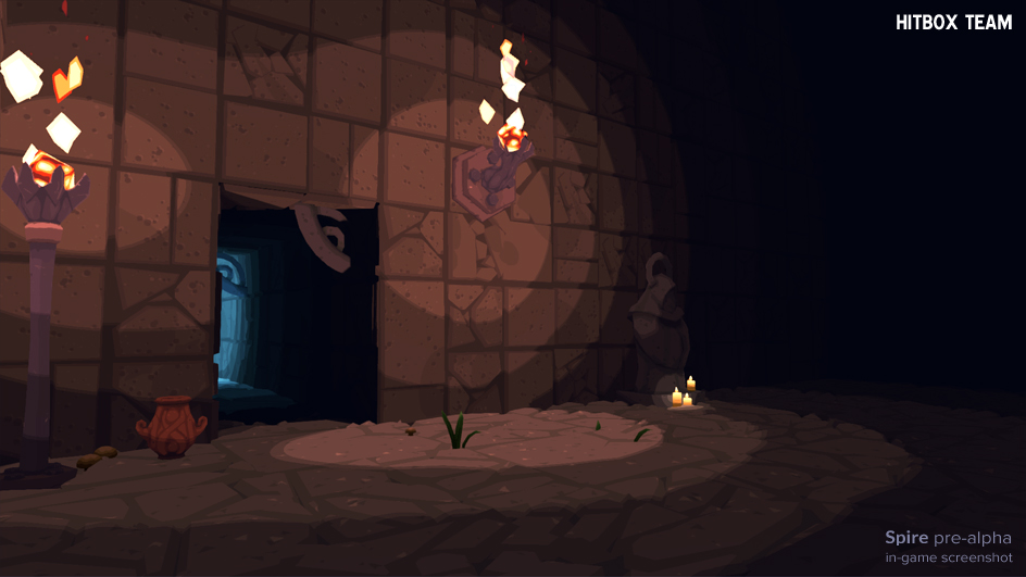 Dustforce creators unveil Spire