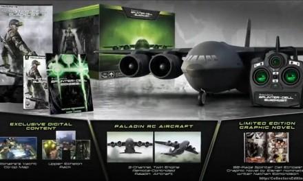 Splinter Cell: Blacklist Collector's Edition unveiled