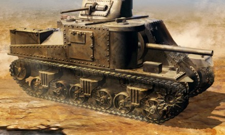 Tank Battle: North Africa released on iOS