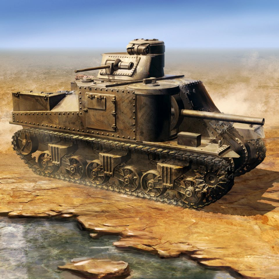 Tank battle north africa released on ios gameconnect sciox Image collections