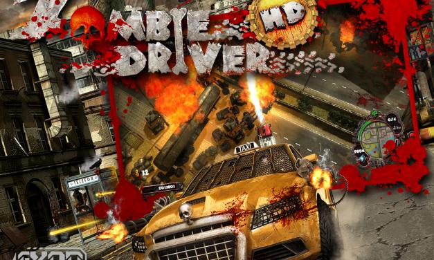 Zombie Driver HD released on EU PSN