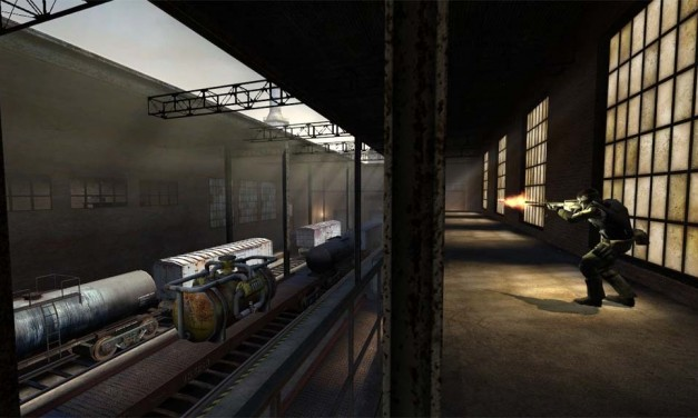 Counter-Strike: Source now on Linux