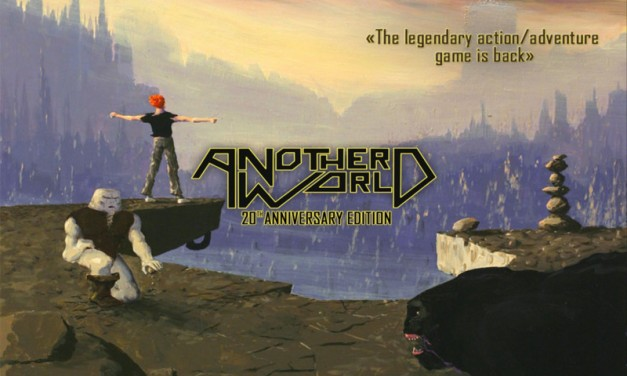 Another World 20th Anniversary Edition comes up on Mac App Store