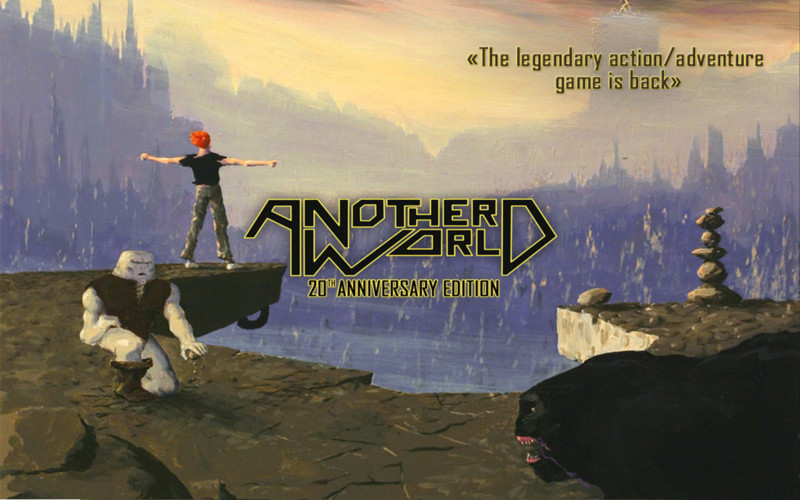 Cult classic platformer Another World released on Steam