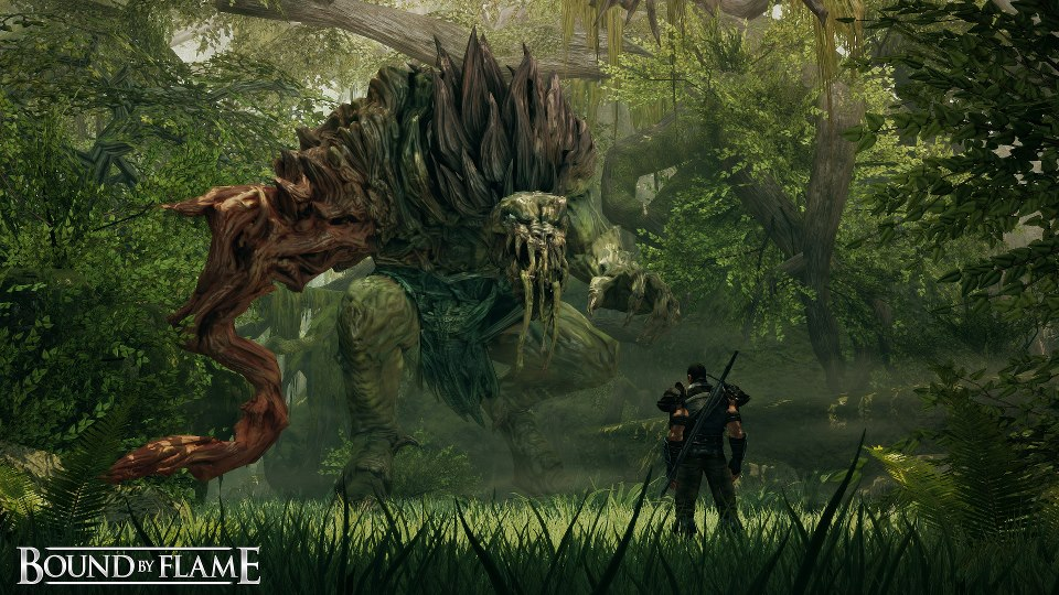Spiders Studio and Focus Home Interactive unveil Bound by Flame