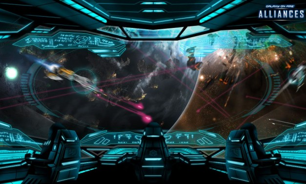 Fishlabs announces Galaxy on Fire – Alliances
