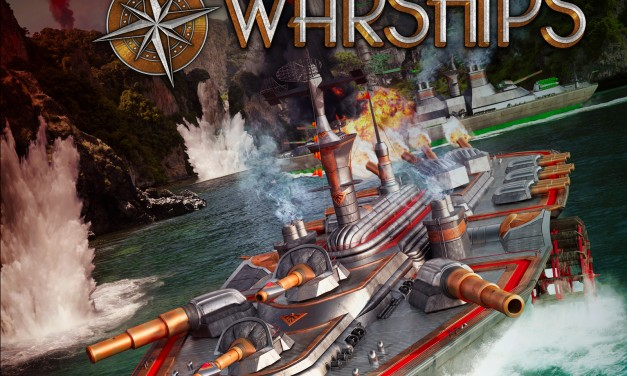 Leviathan: Warships announced