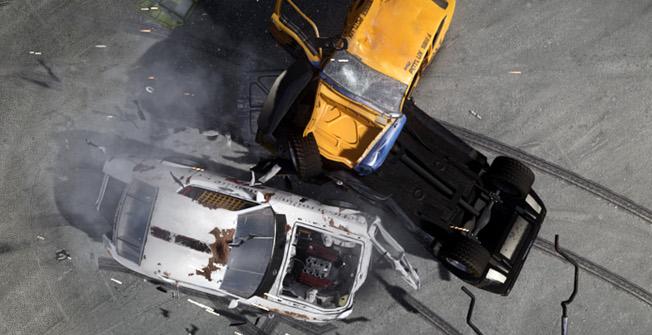 FlatOut creators announce a new demolition derby racing game