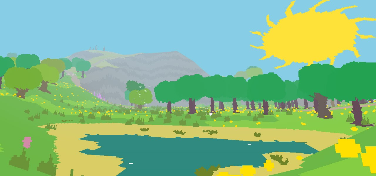 Award-winning adventure Proteus coming to PS3 and PS Vita