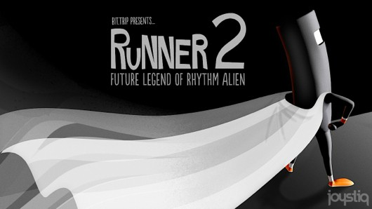 Runner 2: Future Legend of Rhythm Alien hitting consoles this month
