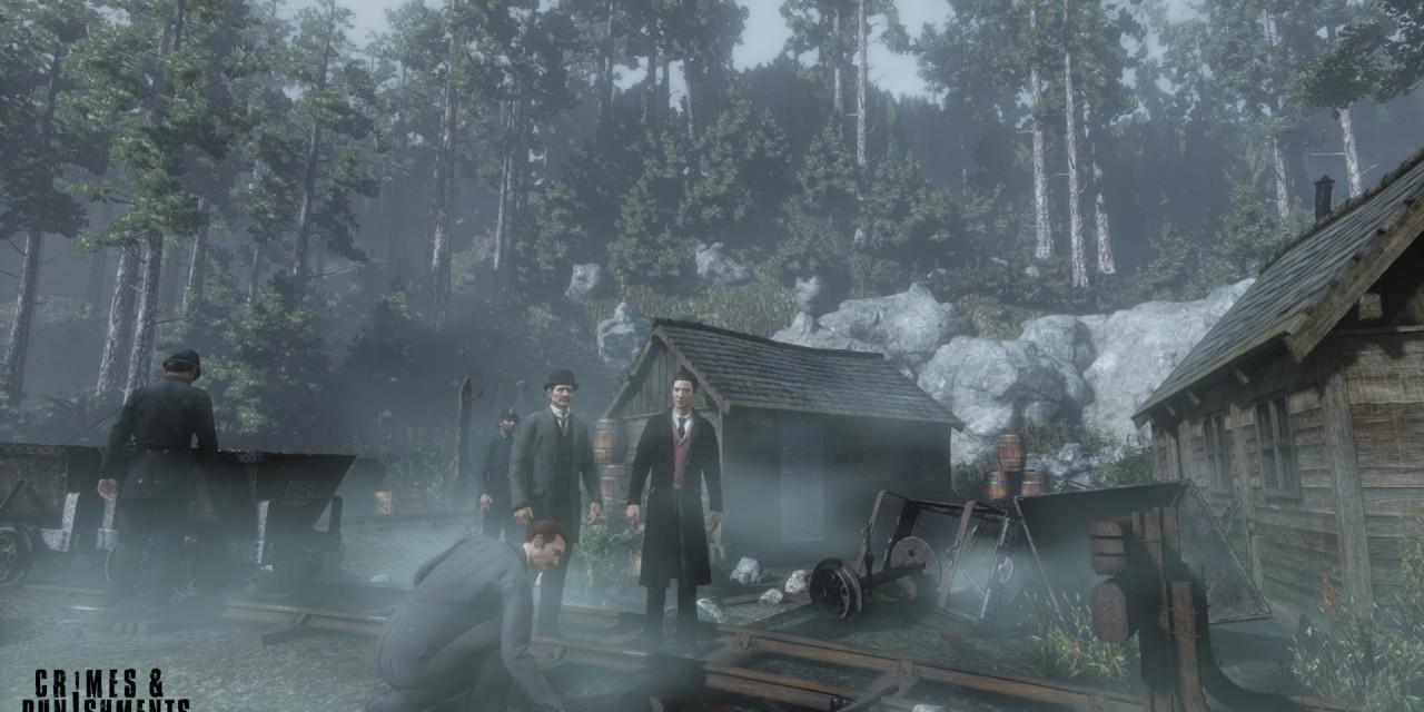 New Sherlock Holmes game announced