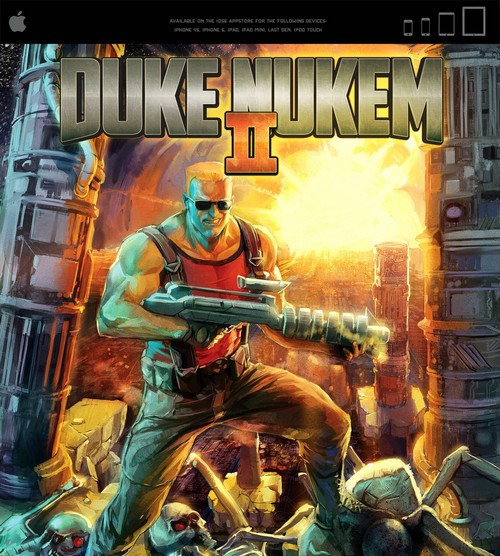 Duke Nukem II for iOS announced
