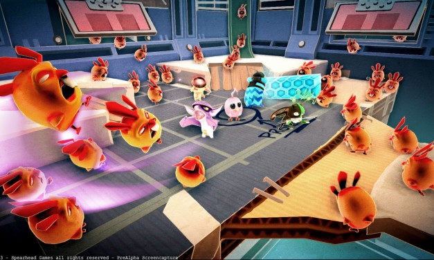 Former EA, Ubisoft and Eidos devs unveil Tiny Brains