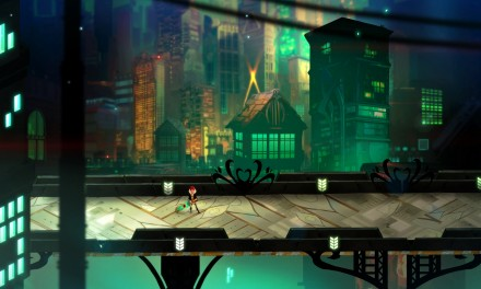 Bastion creator announces sci-fi action RPG Transistor