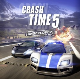 PQube announce Crash Time 5: Undercover on Xbox 360, PS3 and PC