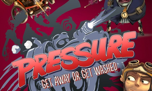 Arcade racer Pressure launches March 26