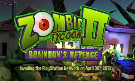 Release date for Zombie Tycoon 2: Brainhov's Revenge announced