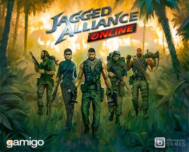 Jagged Alliance Online coming to Steam