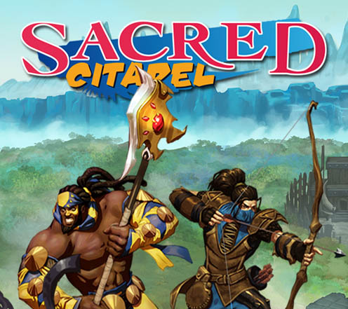 Sacred Citadel released on Steam