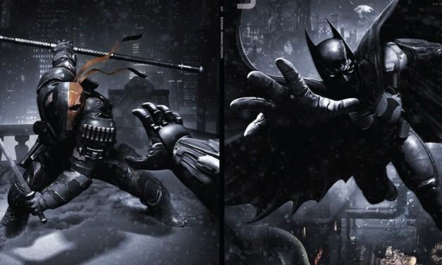 Arkham Knight Gotham is mine