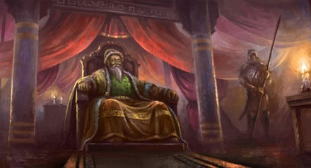 Crusader Kings II: The Old Gods dated