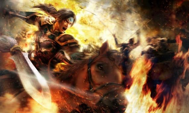 Tecmo Koei announces Dynasty Warriors 8