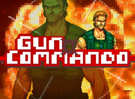 Gun Commando coming to iOS this April