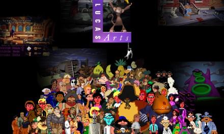 LucasArts 1982-2013