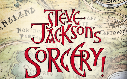 Steve Jackson's Sorcery announced for iOS