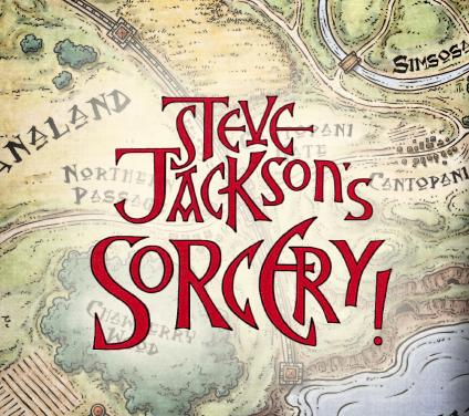 Steve Jackson's Sorcery announced for iOS