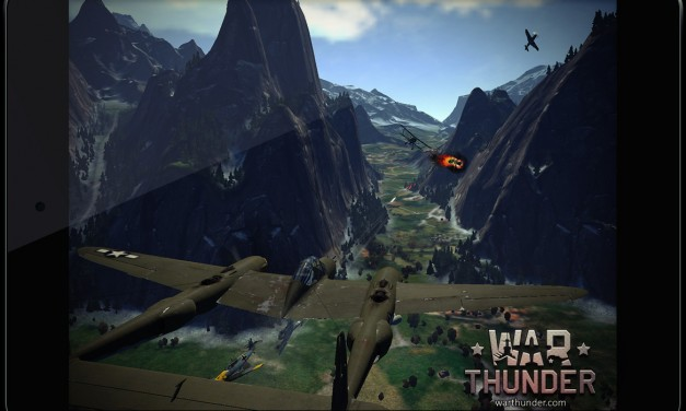 War Thunder announced for iOS and Android
