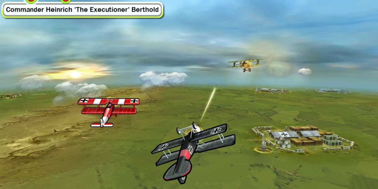 Sid Meier's Ace Patrol announced, lands on iOS May 9