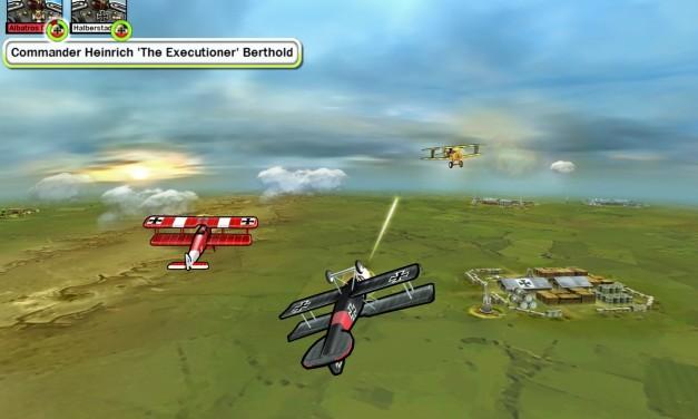 Sid Meier's Ace Patrol announced, lands on iOS May 9