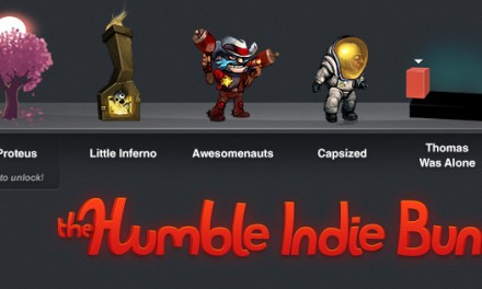 The Humble Indie Bundle 8 is live