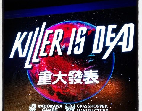 Killer is Dead coming to EU this August
