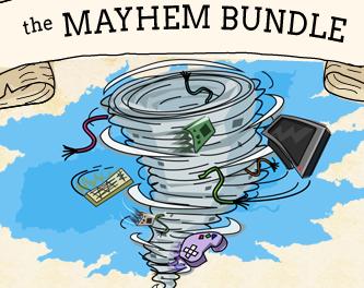 Indie Royale's Mayhem Bundle is live