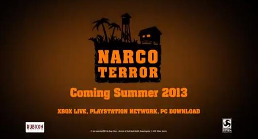 Deep Silver announces Narco Terror