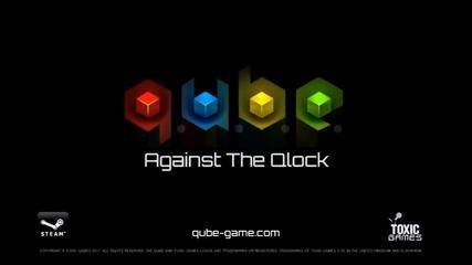 Q.U.B.E. 'Against the Qlock' DLC released on Steam
