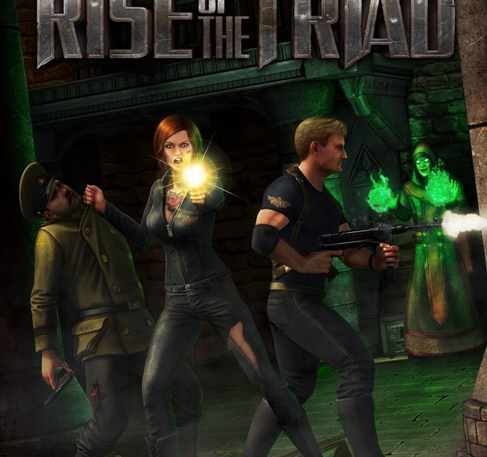 Rise of the Triad coming to Steam, GOG.com and Green Man Gaming this Summer