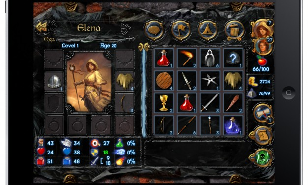 Classic RPG Darkstone coming back on iOS and Android