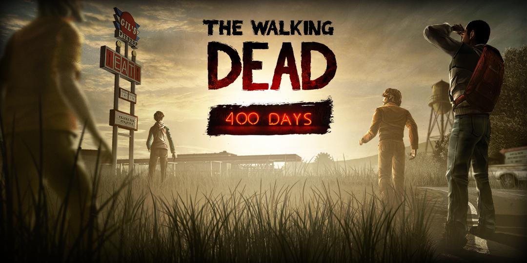 Telltale Games announces The Walking Dead: 400 Days