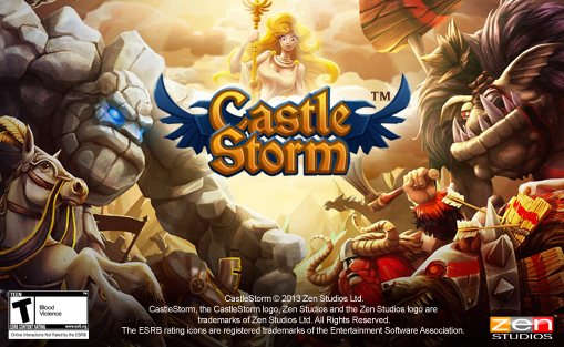 CastleStorm coming to Steam on July 29