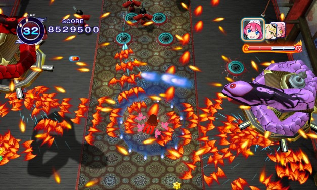 Mamorukun Curse hitting PSN on July 16th
