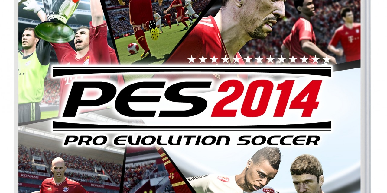 Pro Evolution Soccer 2014 announced