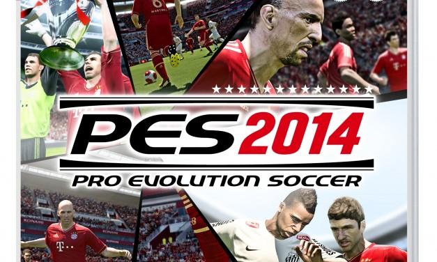 Pro Evolution Soccer 2014 announced