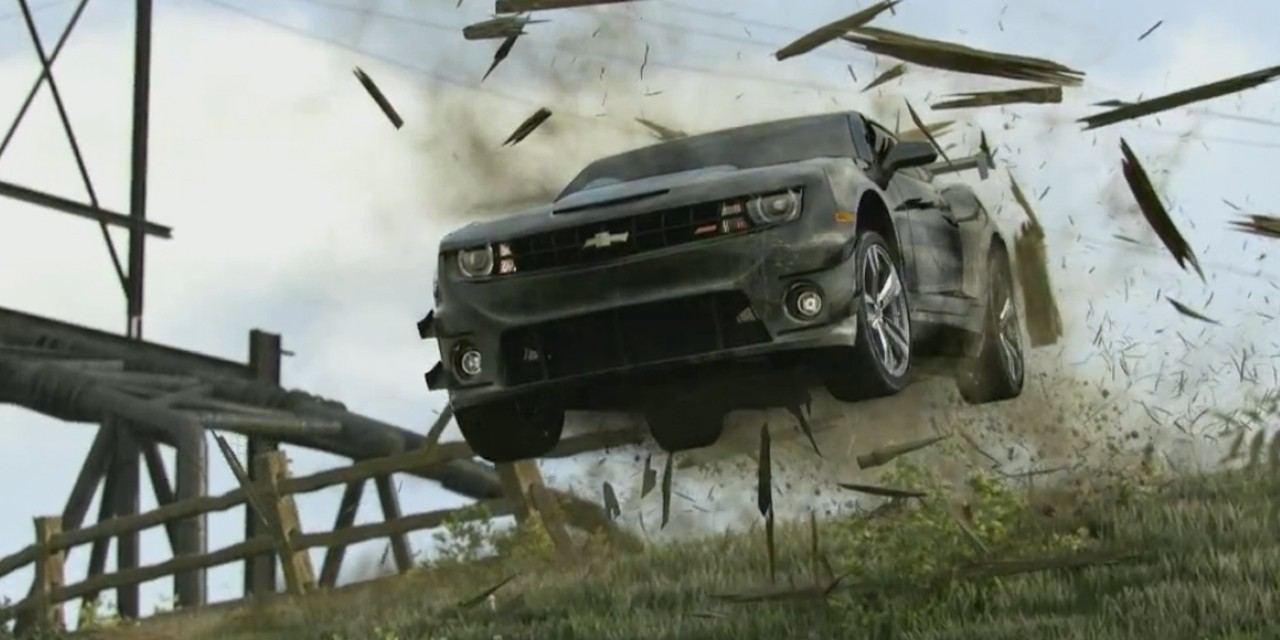 Ubisoft unveils The Crew