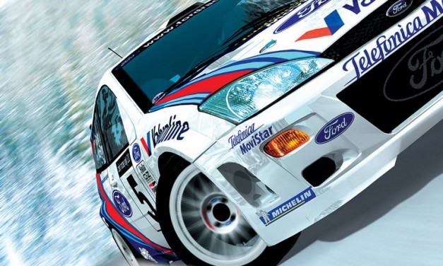 Colin McRae Rally out now on iOS