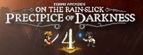 "Penny Arcade's ""On the Rain-Slick Precipice of Darkness 4 released"